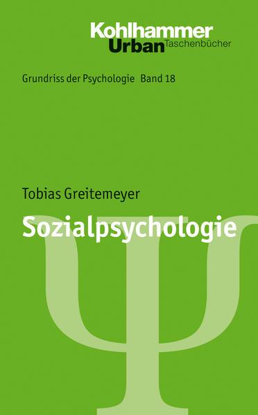 Sozialpsychologie - Coverbild