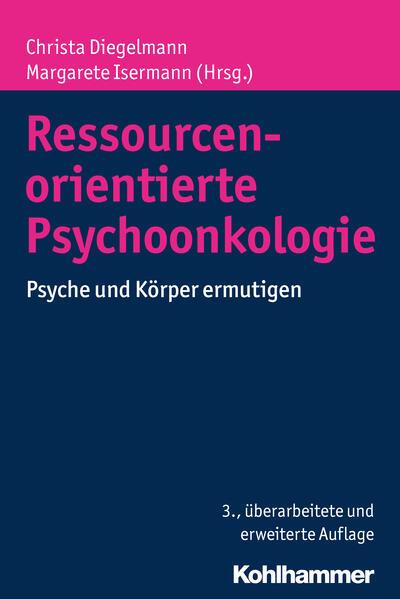 Ressourcenorientierte Psychoonkologie - Coverbild
