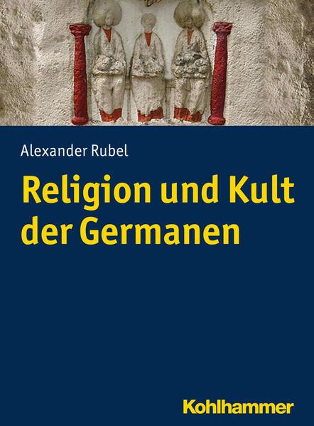 Religion und Kult der Germanen - Coverbild