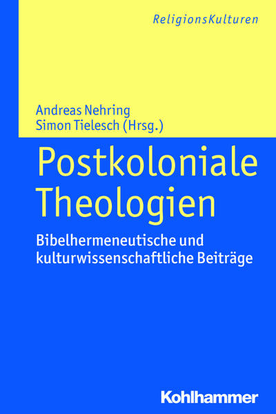 Postkoloniale Theologien - Coverbild