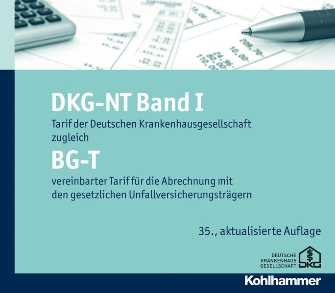 DKG-NT Band I / BG-T - Coverbild