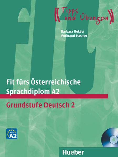 Fit fürs Österreichische Sprachdiplom A2 - Coverbild