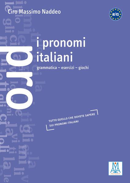 I pronomi italiani - Coverbild