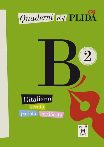 Quaderni del PLIDA / Quaderni del PLIDA B2 - Coverbild