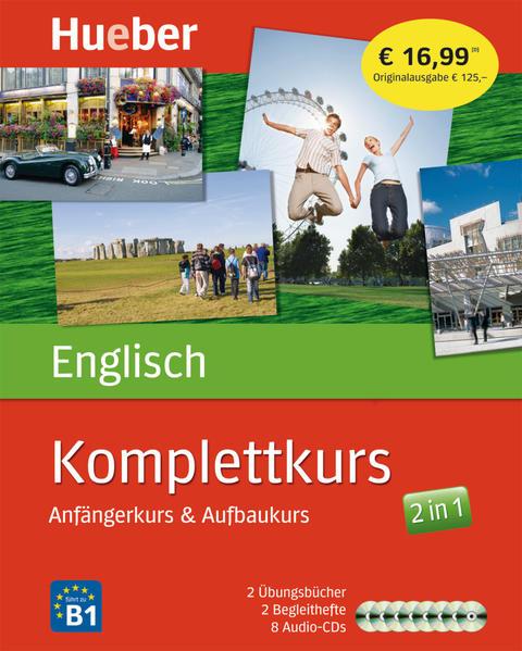 Komplettkurs Englisch - Coverbild
