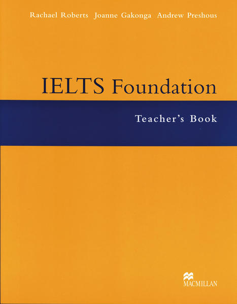 IELTS Foundation - Coverbild
