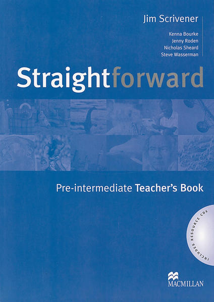 Pre-intermediate / Straightforward - Coverbild