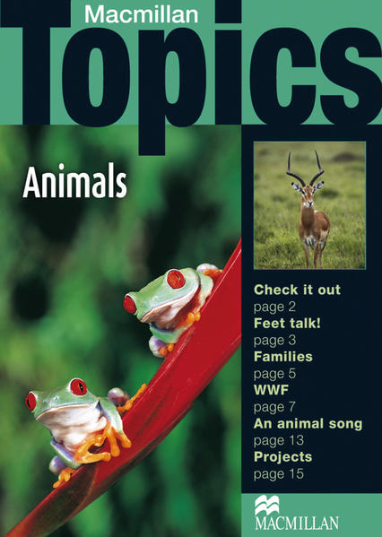 Topics / Topics Animals - Coverbild
