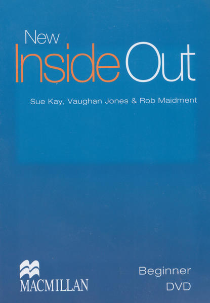 New Inside Out Beginner / New Inside Out - Coverbild