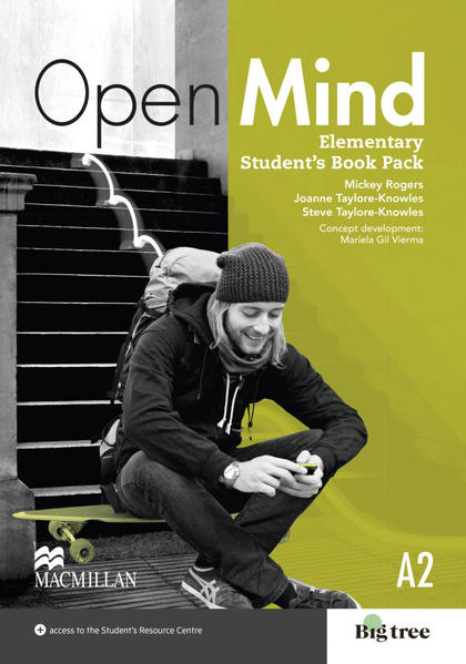 Elementary / Open Mind - Coverbild