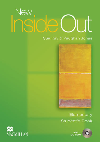 New Inside Out Elementary / New Inside Out - Coverbild