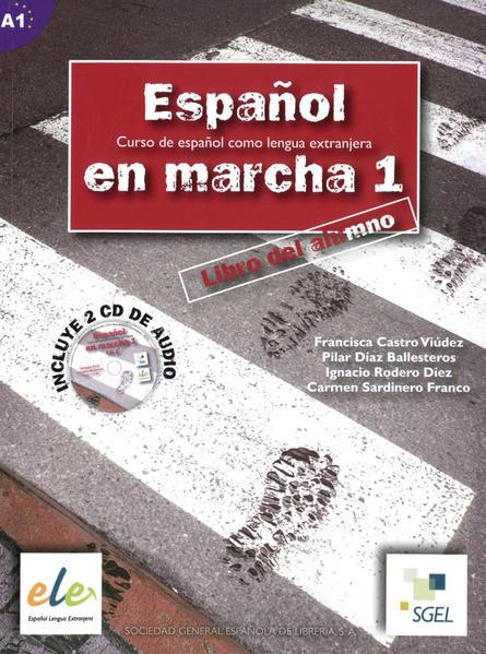 Español en marcha 1 - Coverbild