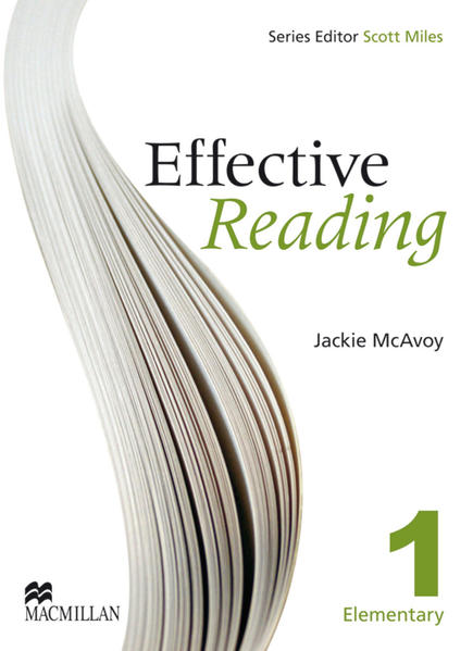 Effective Reading / Effective Reading 1 - Coverbild