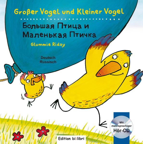 Großer Vogel und Kleiner Vogel - Coverbild