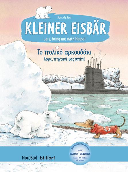 Kleiner Eisbär – Lars, bring uns nach Hause! - Coverbild