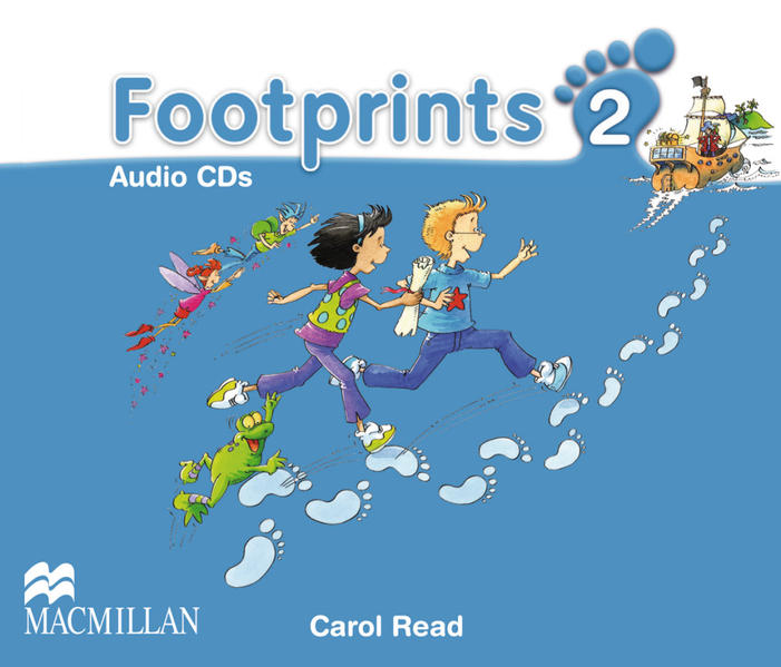 Footprints 2 - Coverbild