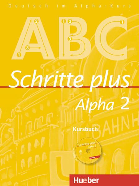 Schritte plus Alpha 2 - Coverbild