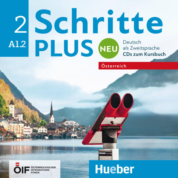 Schritte plus Neu 2 - Österreich / Schritte plus Neu 2 – Österreich - Coverbild