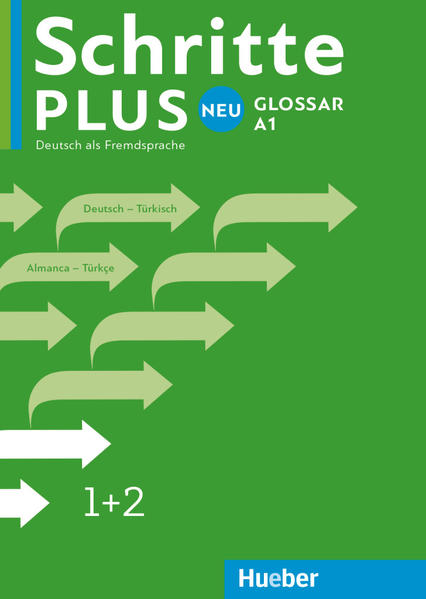 Schritte plus Neu 1+2 - Coverbild