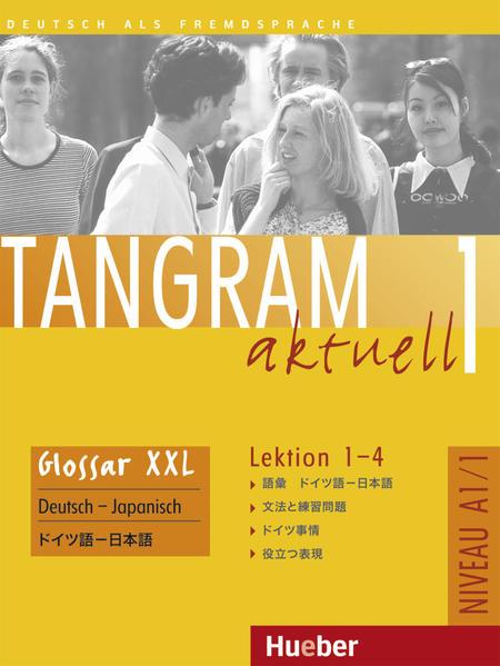 Tangram aktuell 1 – Lektion 1–4 - Coverbild