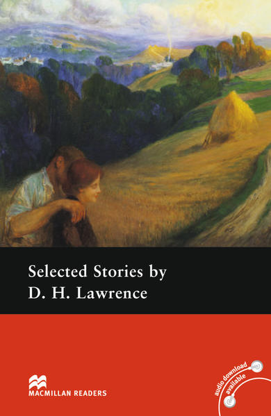 Selected Short Stories / Selected Short Stories by D. H. Lawrence - Coverbild