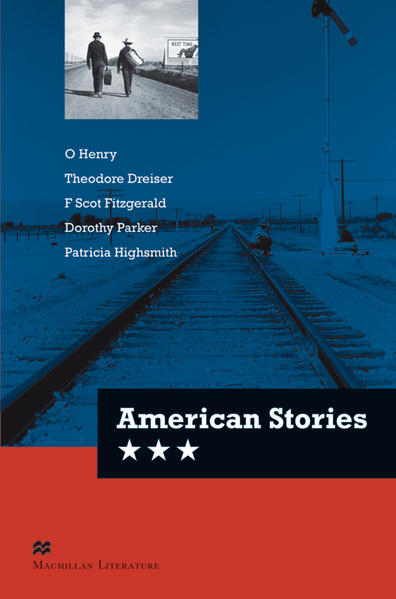 Advanced Level / American Stories - Coverbild