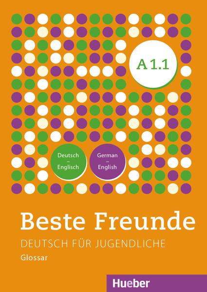 Beste Freunde A1/1 - Coverbild