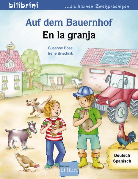 Auf dem Bauernhof - Coverbild