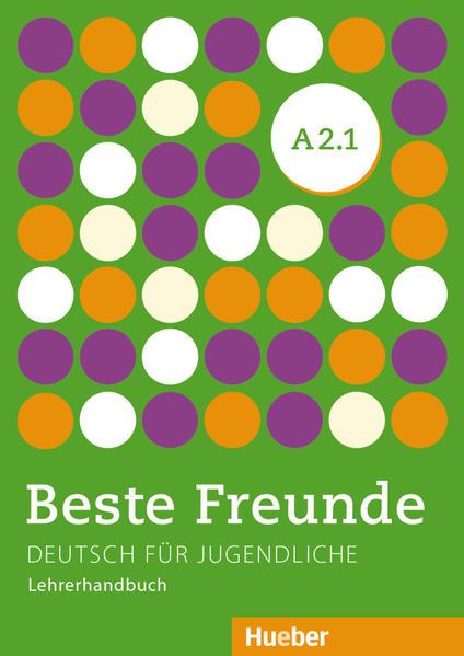 Beste Freunde A2/1 - Coverbild