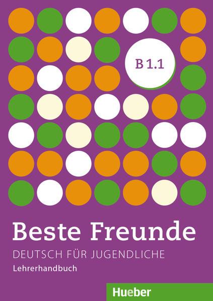Beste Freunde B1/1 - Coverbild