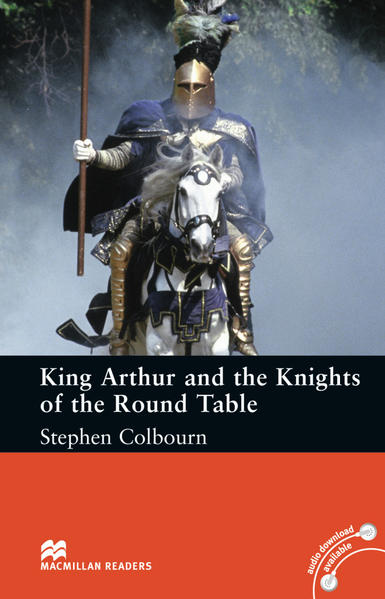 King Arthur & The Knights of the Round Table - Coverbild