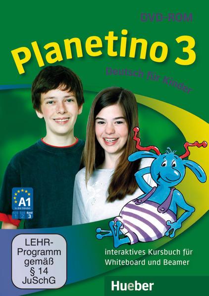 Planetino 3 - Coverbild