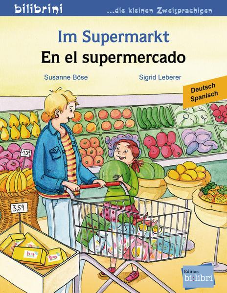 Im Supermarkt - Coverbild