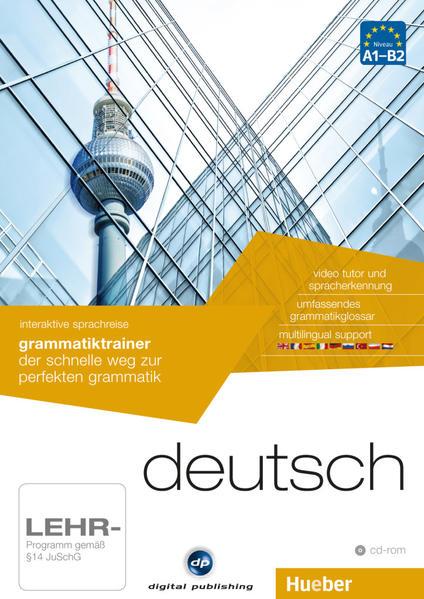 interaktive sprachreise grammatiktrainer deutsch PDF Herunterladen