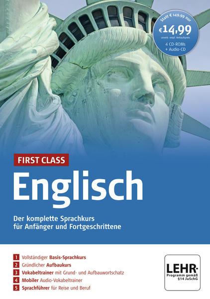 First Class / First Class Englisch - Coverbild