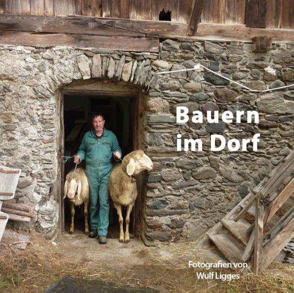 Bauern im Dorf - Coverbild