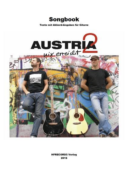 AUSTRIA2-Songbook