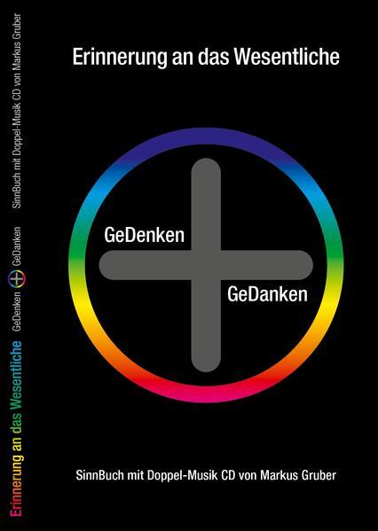Erinnerung an das Wesentliche, GeDenken + GeDanken - Coverbild