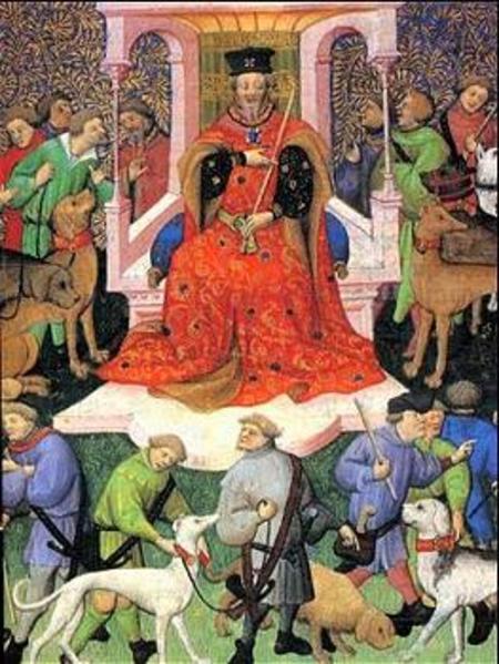 Das Jagdbuch des Mittelalters - Coverbild