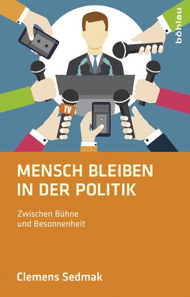 Mensch bleiben in der Politik - Coverbild