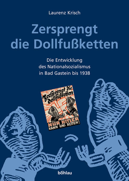 Zersprengt die Dollfußketten - Coverbild