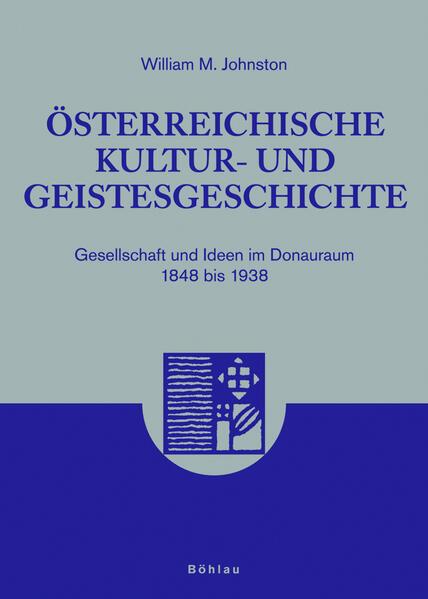 Österreichische Kultur- und Geistesgeschichte - Coverbild
