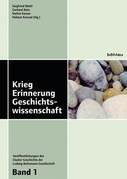 Krieg. Erinnerung. Geschichtswissenschaft - Coverbild