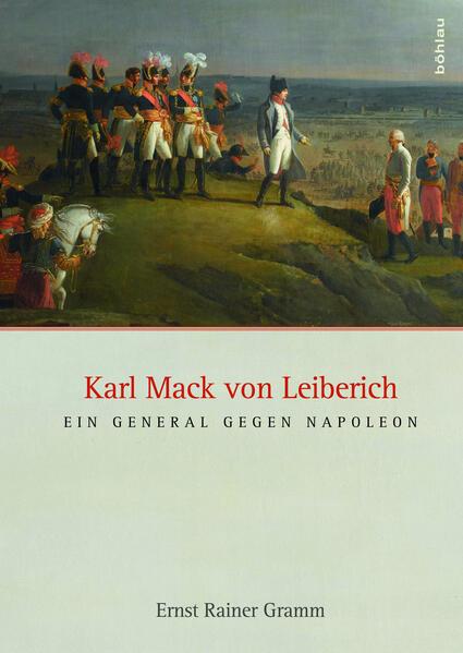 Karl Mack von Leiberich - Coverbild
