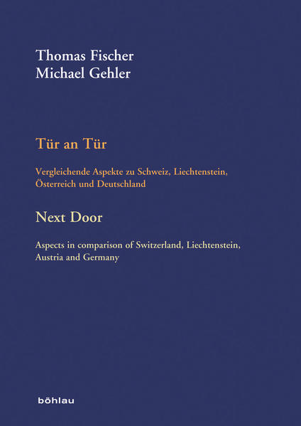 Tür an Tür / Next Door - Coverbild