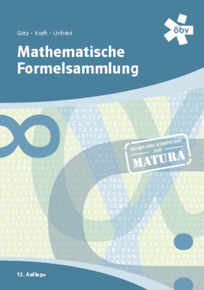 Mathematische Formelsammlung - Coverbild