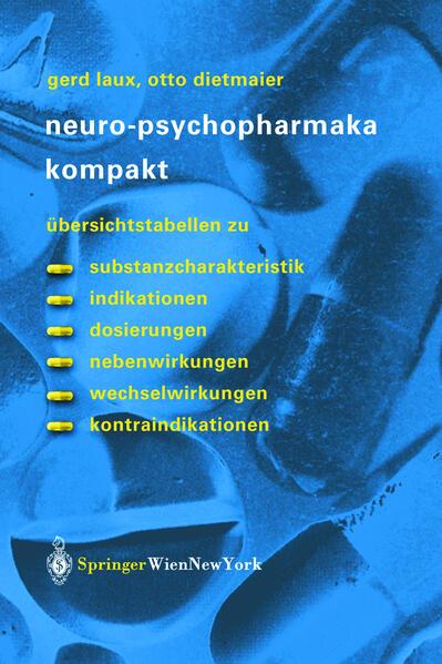 Neuro-Psychopharmaka kompakt - Coverbild