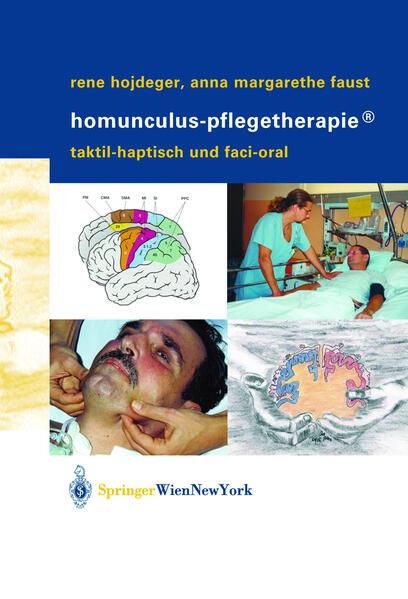 Homunculus-Pflegetherapie® - Coverbild