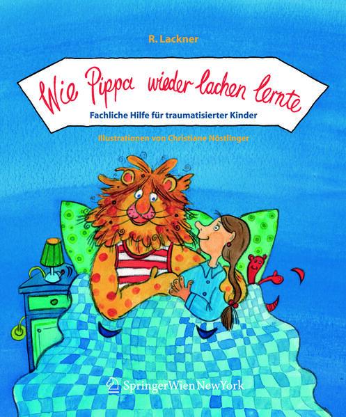 Wie Pippa wieder lachen lernte - Coverbild