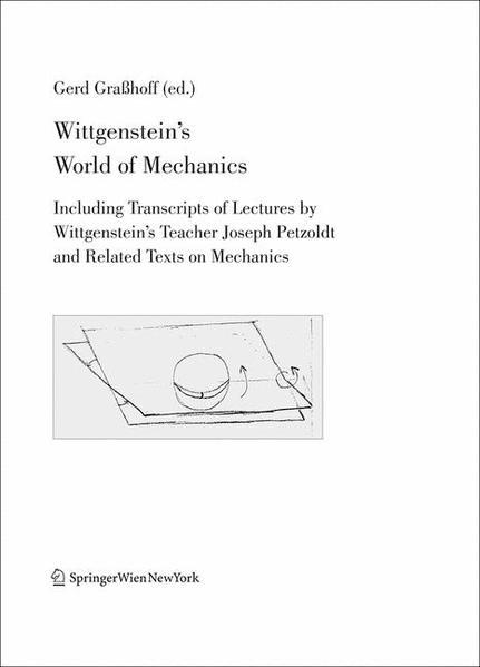 Wittgenstein's World of Mechanics - Coverbild
